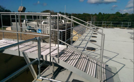 Complete fall protection solutions