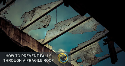 How to prevent falls through a fragile roof: Kee Cover solutions