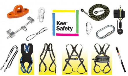 Kee Safety release new fall protection range