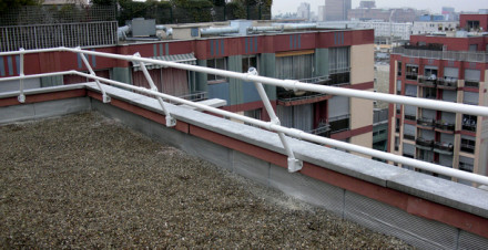 Does your roof parapet measure up?