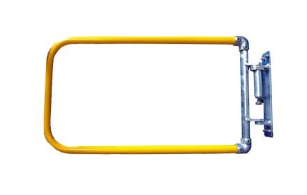 New industrial gate design