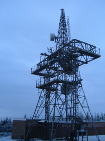 Radio tower safety solution, simplified