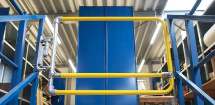 Is your industrial safety gate fit for purpose?