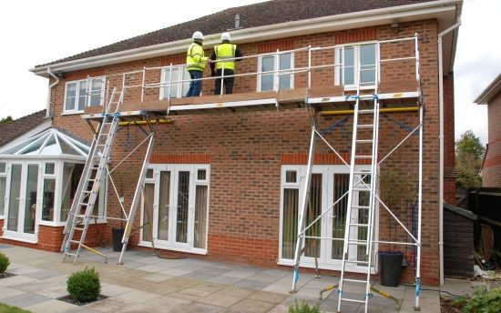 roofline platform system in use