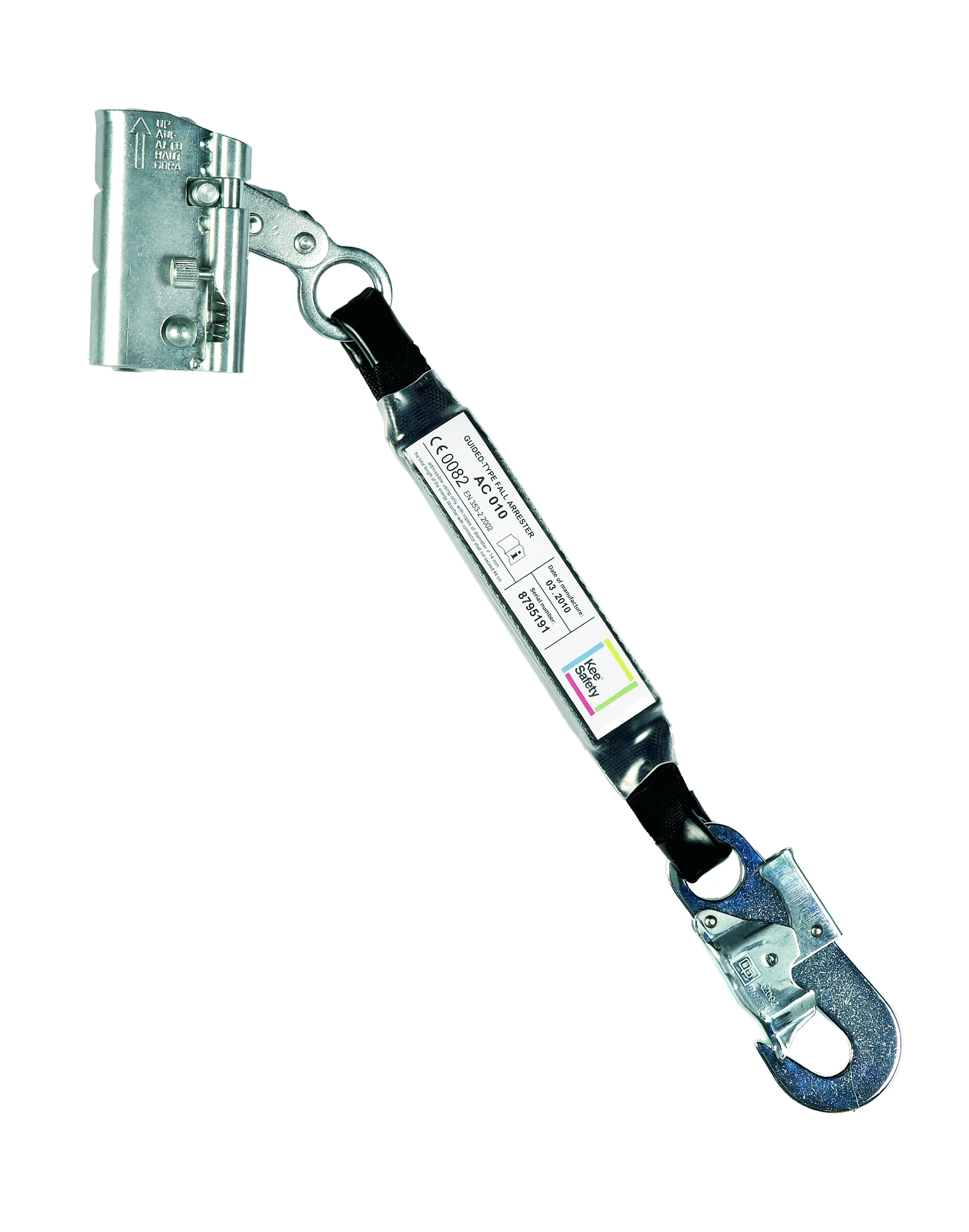 Rope Grab - Guided Type Fall Arrester