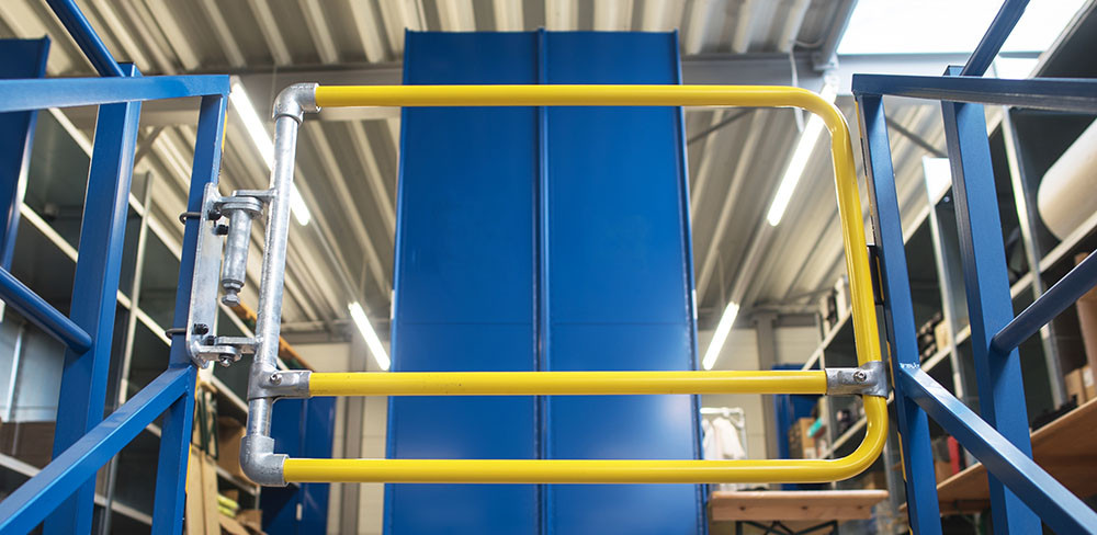 Is Your Industrial Safety Gate Fit For Purpose