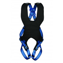 female single point full body harness