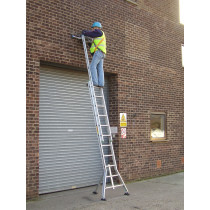 Hands Free Ladder