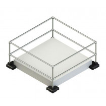Kee Dome roof guardrail for skylights (2x2m)