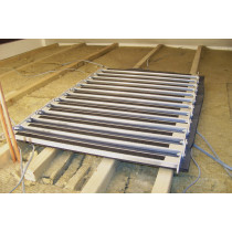 Joist Safety Matting detail