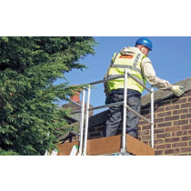 easi dec roofline telescopic platform detail