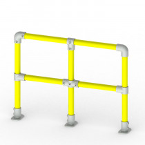 Racking protection barrier - 1000mm