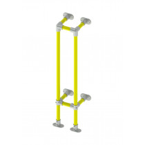"""Vertical protection barrier - 1.5m (approx 59"""")"""