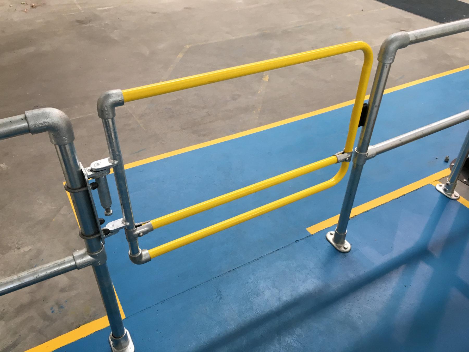 All industrial gates