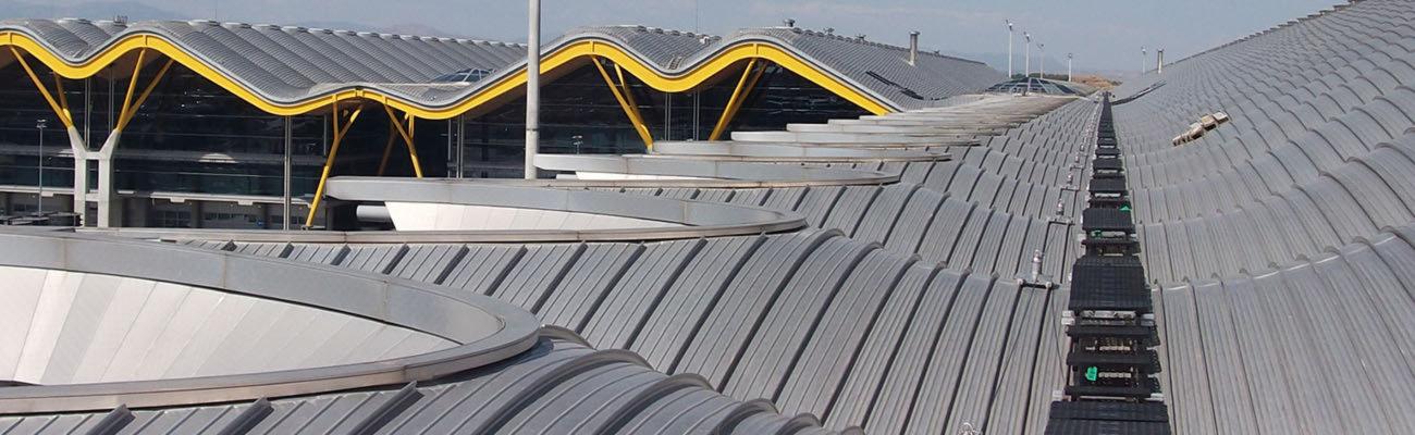 KeeGuard Rooftop Handrail