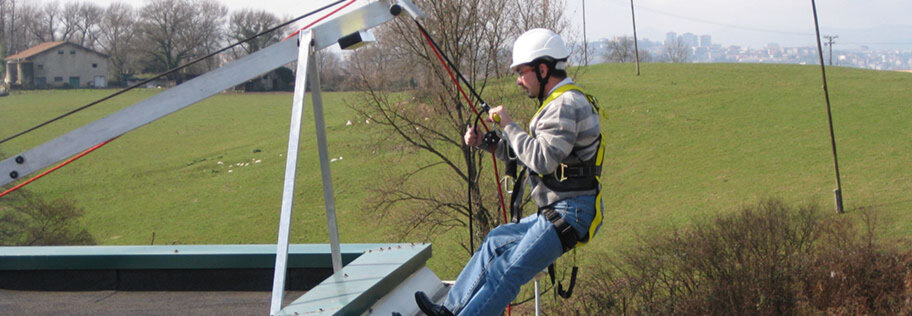 Rope access for Accessanka