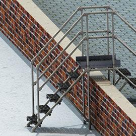 Roof parapets