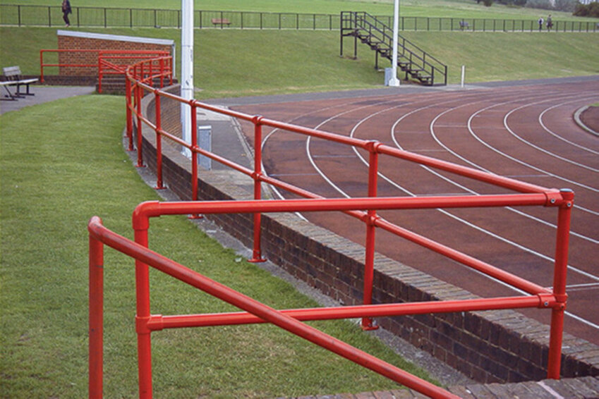 Safety railings & guardrails