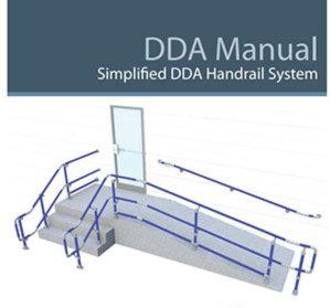 DDA Handrail