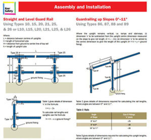 Handrail Assembly Guide