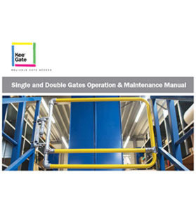 Industrial Safety Gates brochure