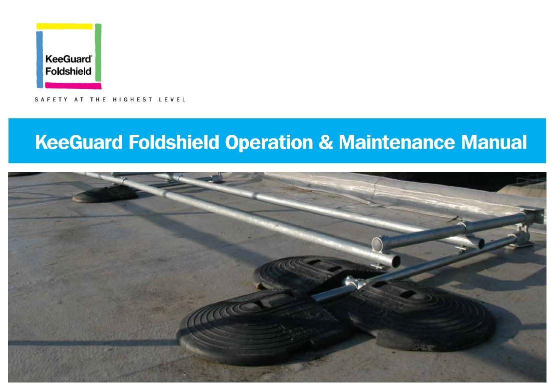 FoldShield brochure cover