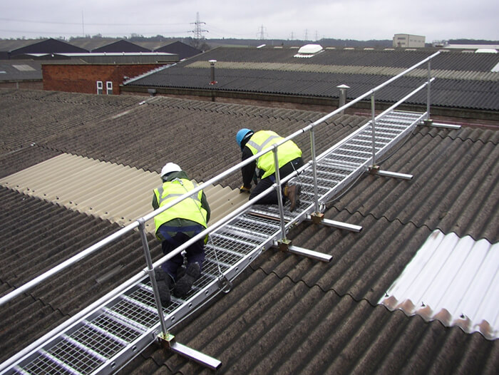 roof access platform
