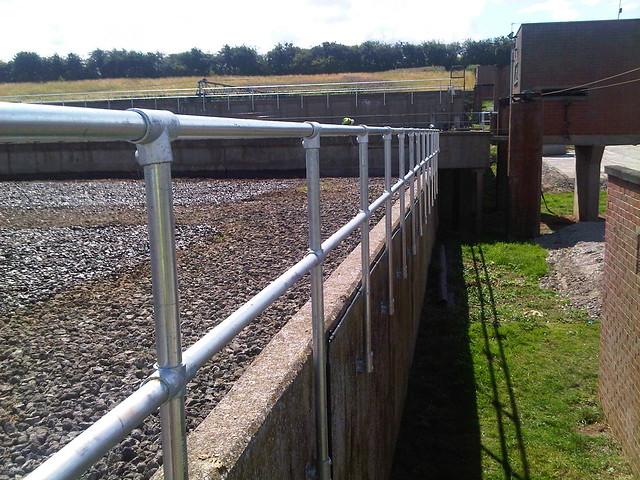 kee klamp guardrail