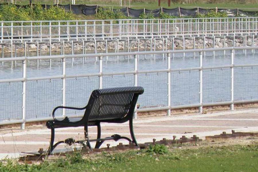 handrail for parks