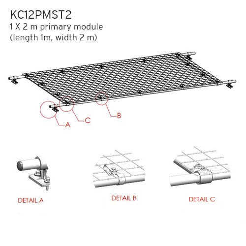 kee cover base kit 2