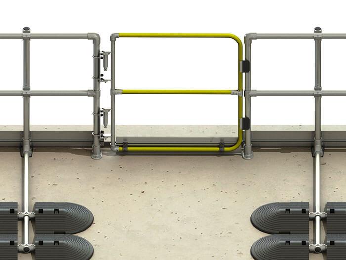 cat ladder gate compliance