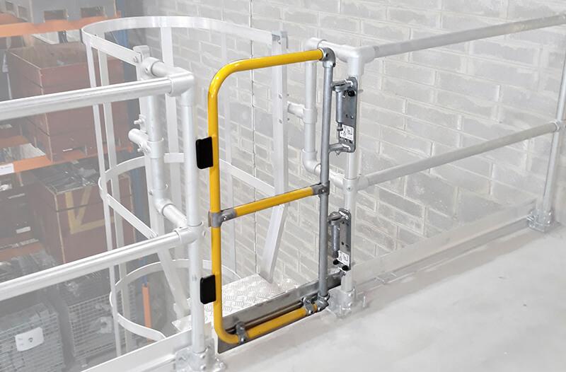 gate for CAT ladder