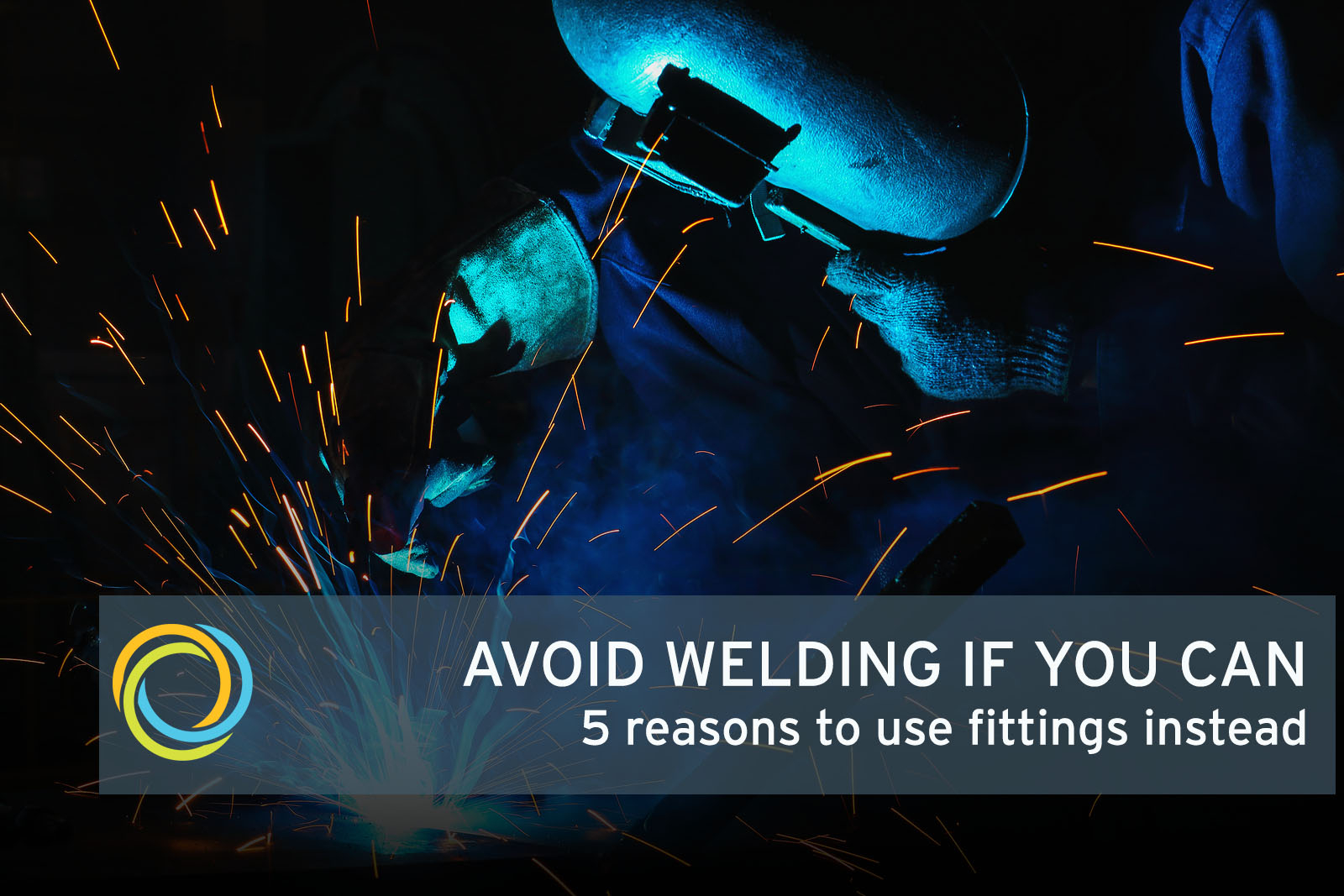 Avoid welding use Kee Klamp