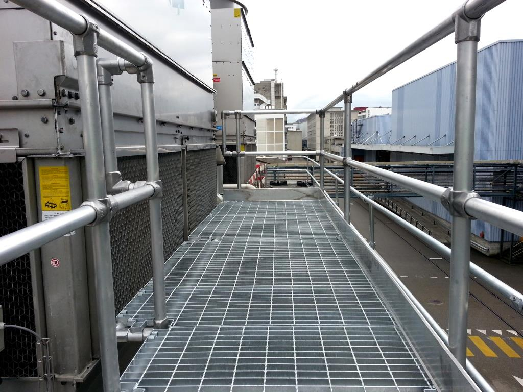 Bespoke Plant Access Plaform Simplified Safety