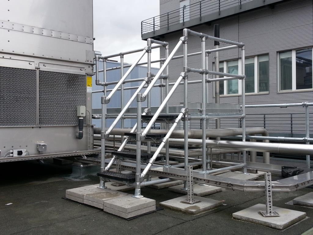 Plant access platform