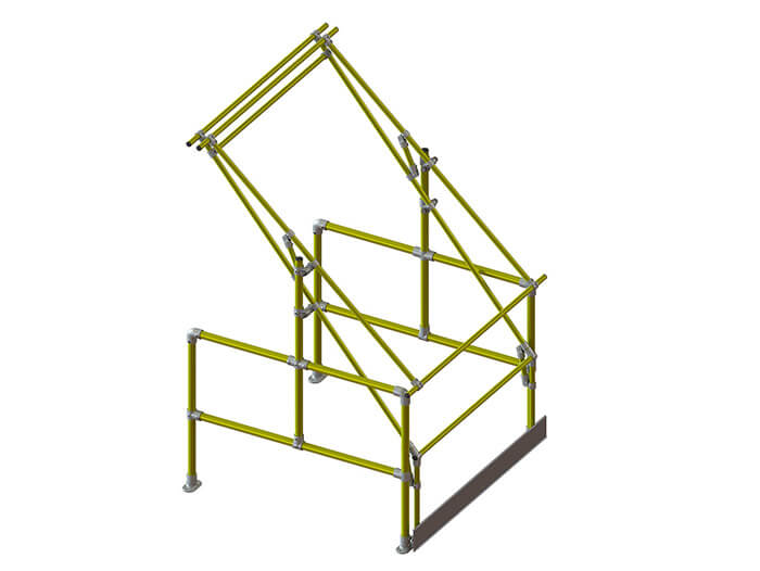 safety gate components