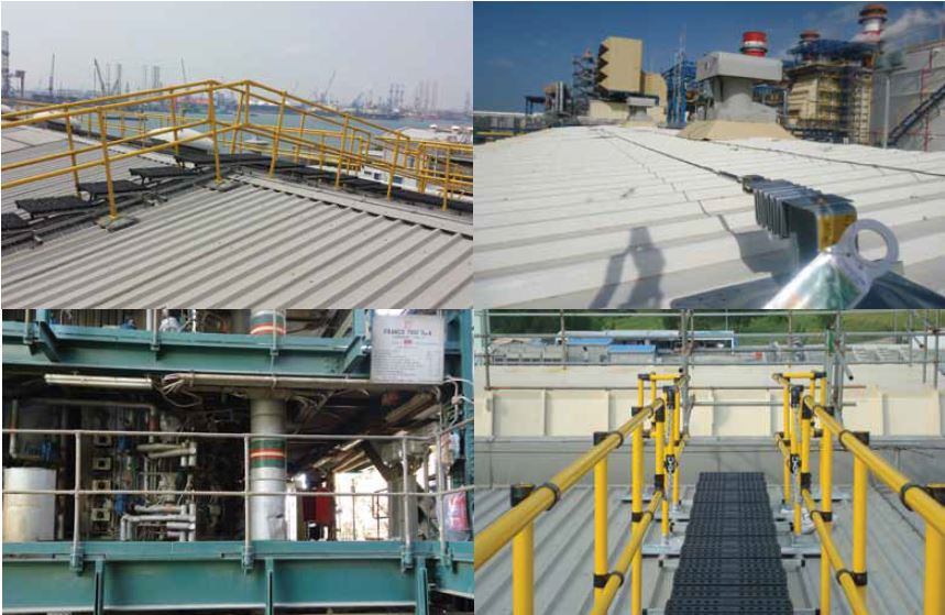 Power industry safety solutions