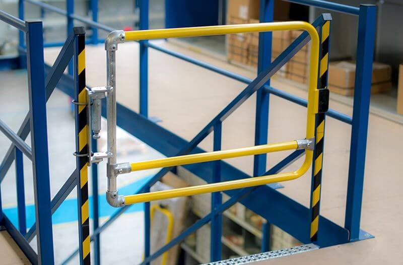 incredibly sturdy self closing gates