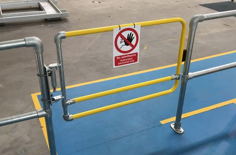 industry compliant safety gates