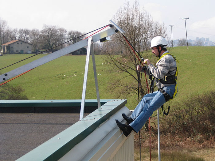 rope access system